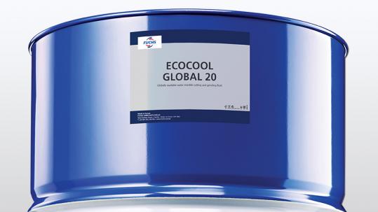 Fuchs Ecocool Global 20 koelemulsie